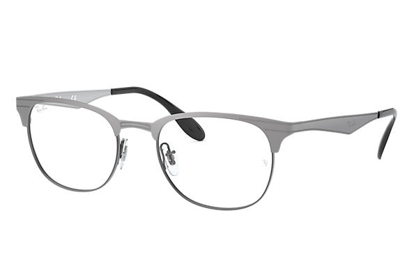 Ray-Ban 0RX6346-RB6346 Gunmetal OPTICAL