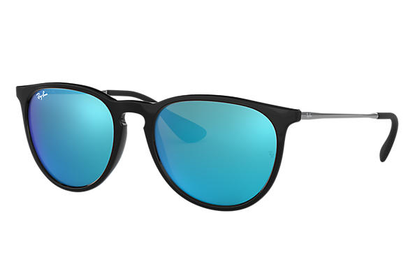 Ray-Ban 0RB4171-ERIKA COLOR MIX Svart; Blågrå SUN