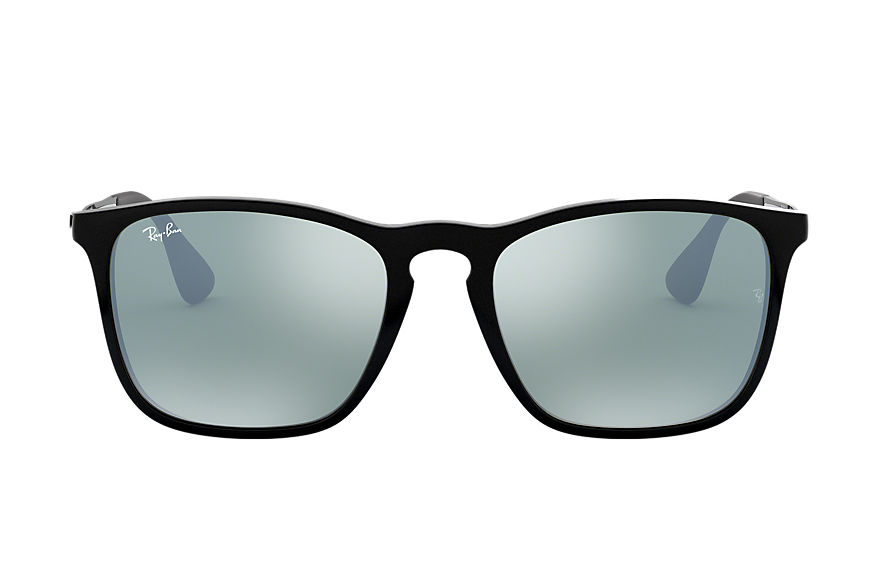 Ray-Ban  sunglasses RB4187 UNISEX 007 chris black 8053672460797