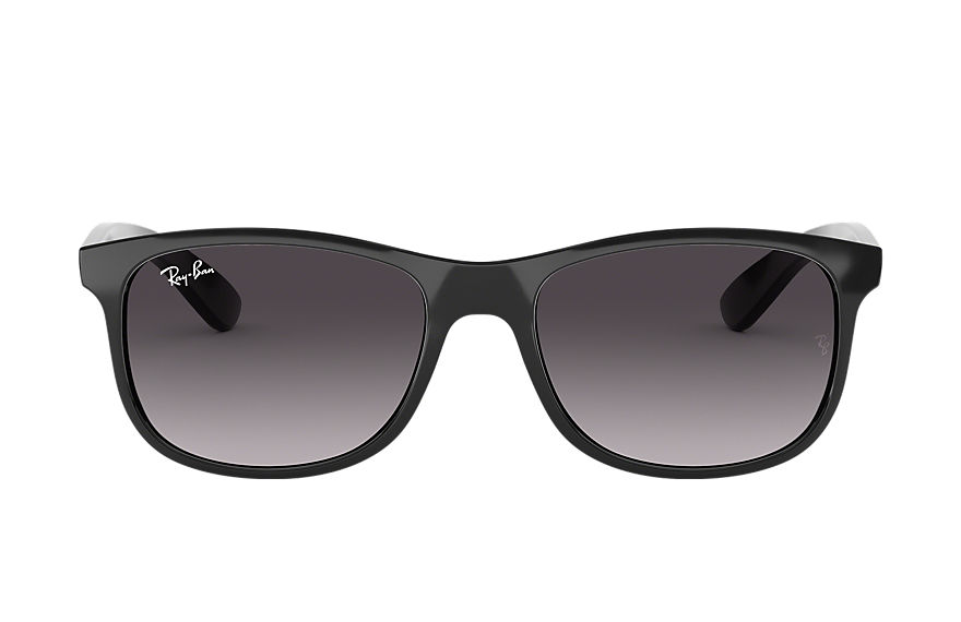Ray-Ban  sunglasses RB4202 UNISEX 010 andy black 8053672467215