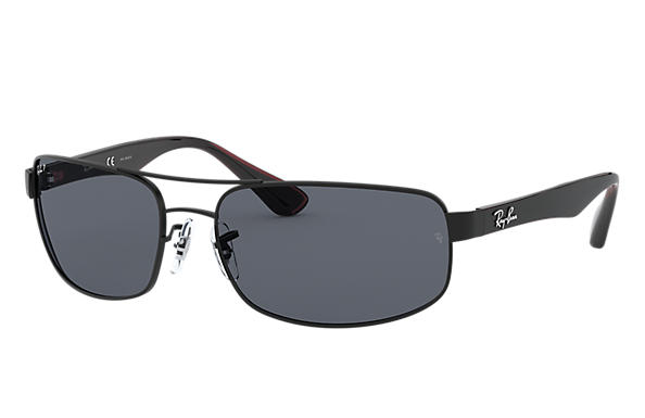 Ray-Ban RB3445 Black - Steel - Grey Lenses - 0RB3445006 1161   Ray ... a5599b29af