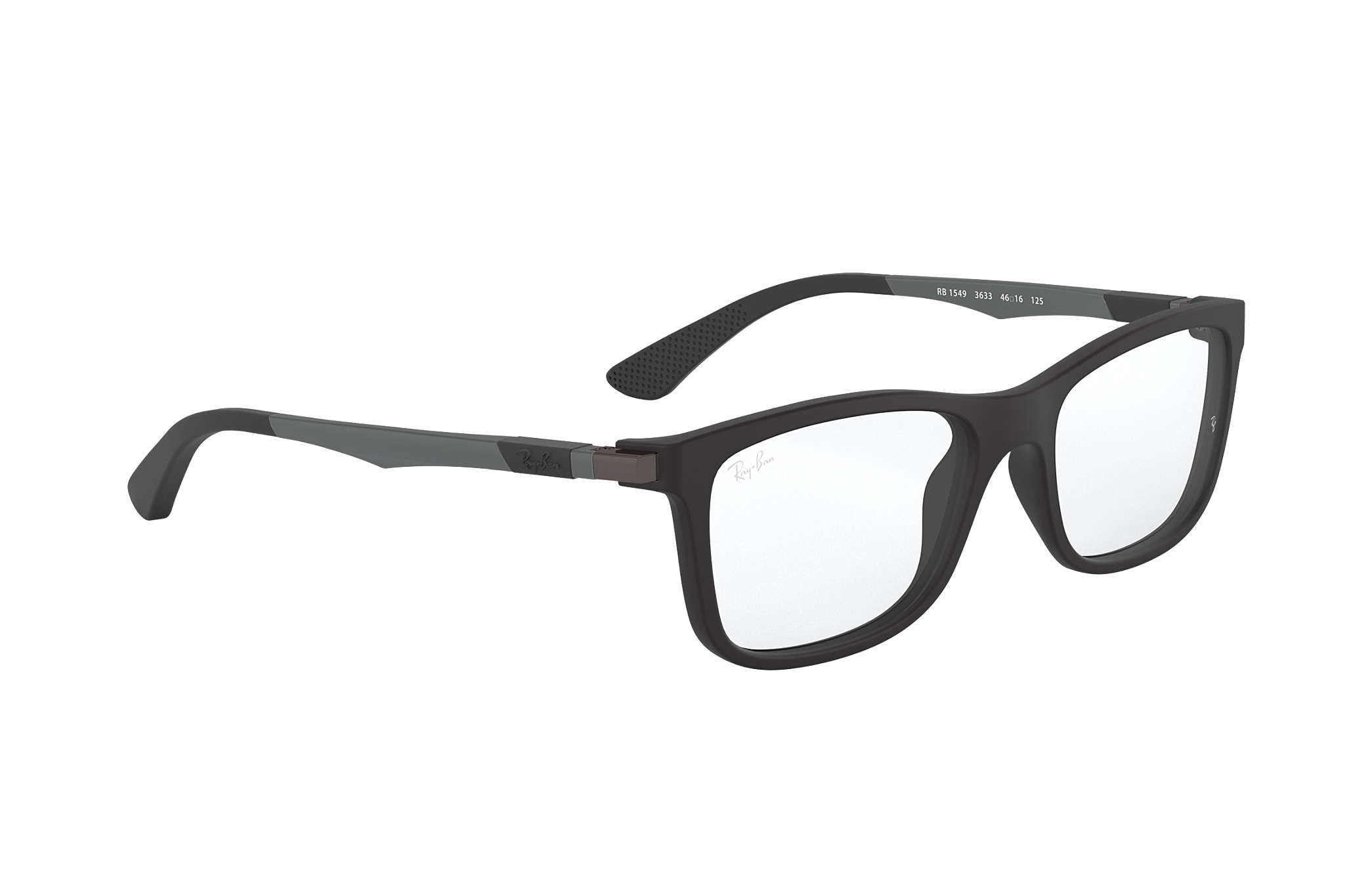 6bf7493901 Ray-Ban prescription glasses RY1549 Black - Nylon - 0RY1549363348 ...