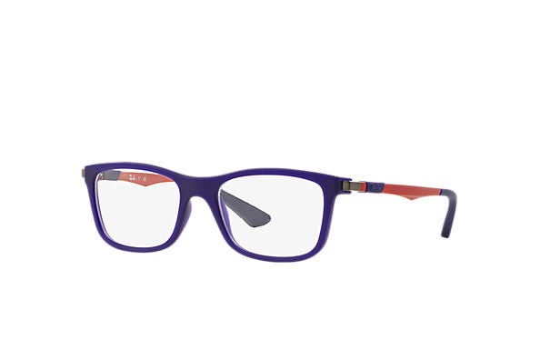Ray-Ban 0RY1549-RB1549 Violette; Rouge OPTICAL