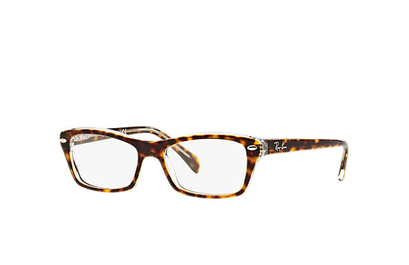 Ray-Ban 0RY1550-RB1550 Tortoise,Transparent OPTICAL