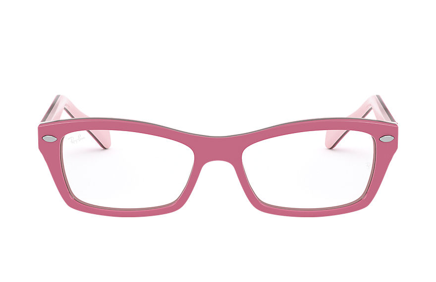 Ray-Ban  lunettes de vue RY1550 CHILD 010 rb1550 pink 8053672474534