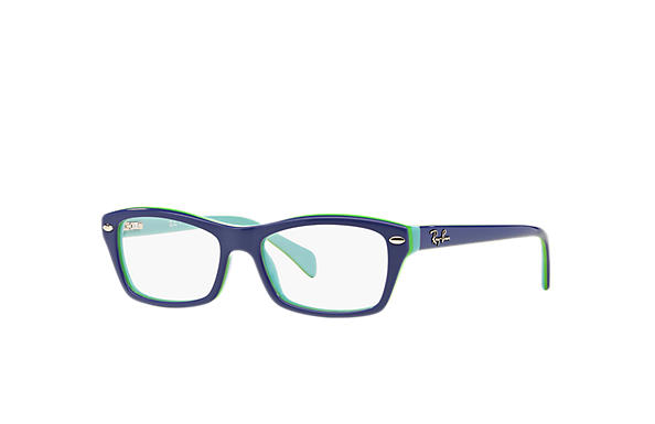 Ray-Ban 0RY1550-RB1550 Violet,Green OPTICAL