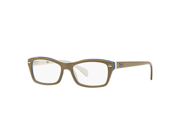 Ray-Ban 0RY1550-RB1550 Grau,Klar OPTICAL