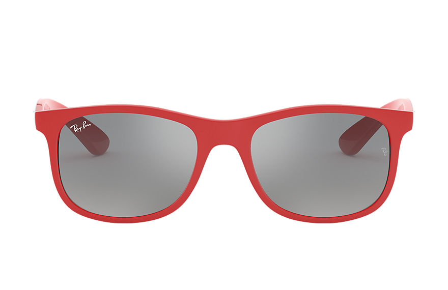 Ray-Ban  sunglasses RJ9062S CHILD 003 rj9062s red 8053672474640