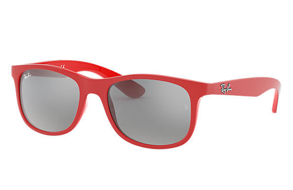Ray-Ban 0RJ9062S-RJ9062S Red SUN