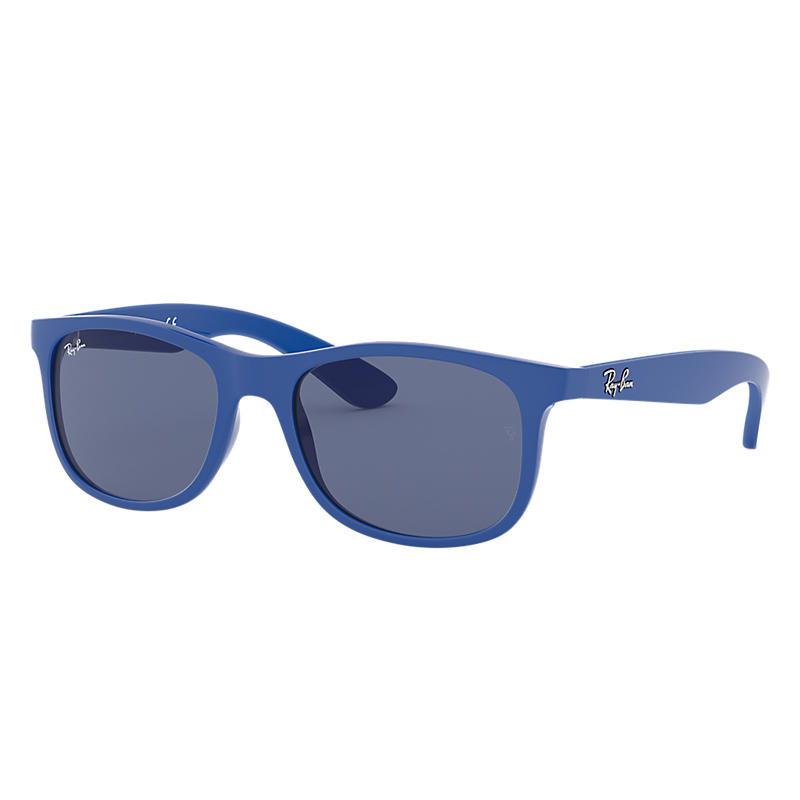 Ray-Ban Junior Blue Sunglasses, Blue Sunglasses Lenses - Rj9062s 8053672474664