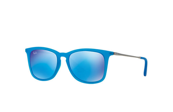 Ray-Ban 0RJ9063S-RJ9063S Light Blue; Gunmetal SUN