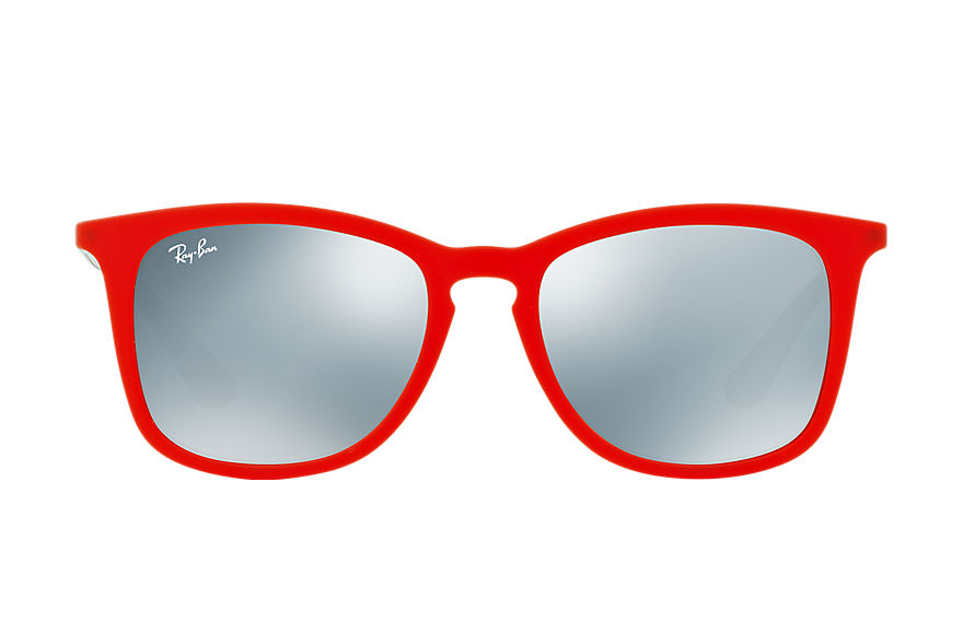 Ray-Ban  sunglasses RJ9063S CHILD 002 rj9063s red 8053672474718