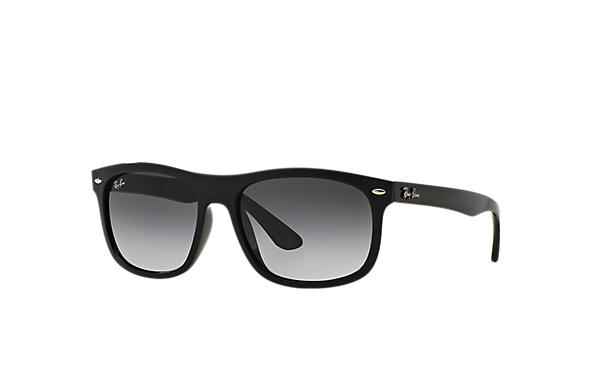 d791dbadff Ray-Ban RB4226 Black - Nylon - Grey Lenses - 0RB4226601 8G56