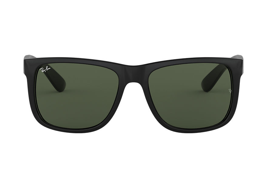 Ray-Ban  sunglasses RB4165F UNISEX 001 贾斯丁·经典 黑色 8053672475951
