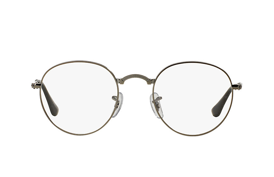 Ray-Ban ROUND FOLDING OPTICS Gunmetal