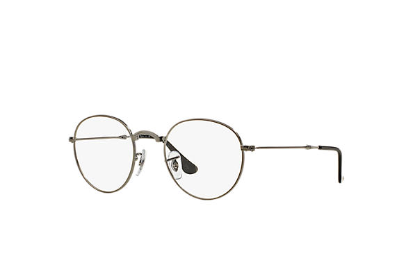 Ray-Ban Lunettes-de-vue ROUND FOLDING OPTICS Gunmetal
