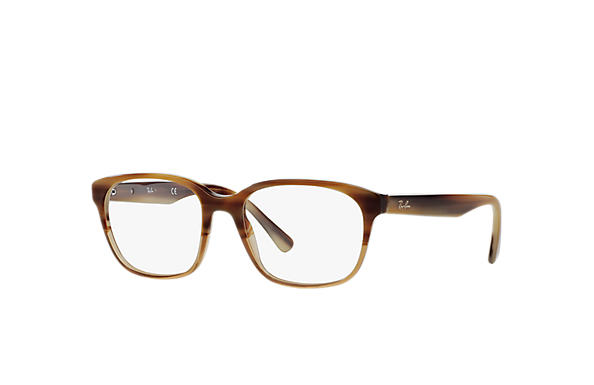 Ray-Ban 0RX5340-RB5340 Brown OPTICAL
