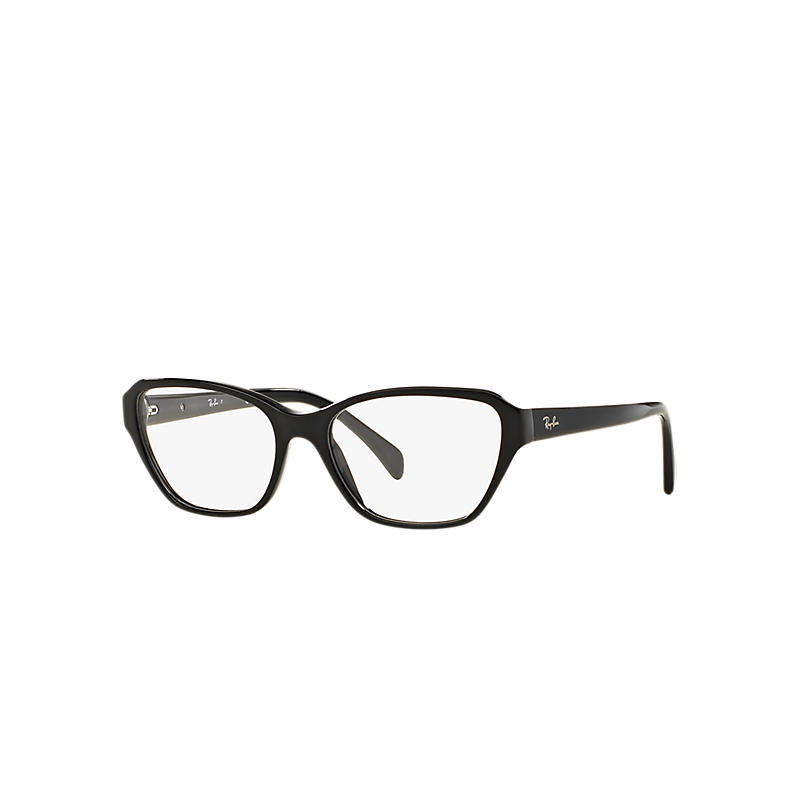 Image of Ray-Ban Black Eyeglasses - Rb5341
