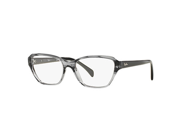 Ray-Ban 0RX5341-RB5341 Grey; Black OPTICAL