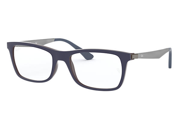 Ray-Ban 0RX7062-RB7062 Blue; Gunmetal OPTICAL