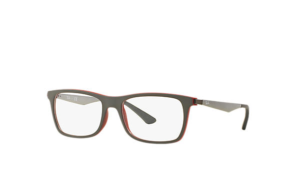 6bade986e0 Ray-Ban prescription glasses RB7062 Grey - Nylon - 0RX7062557653 ...