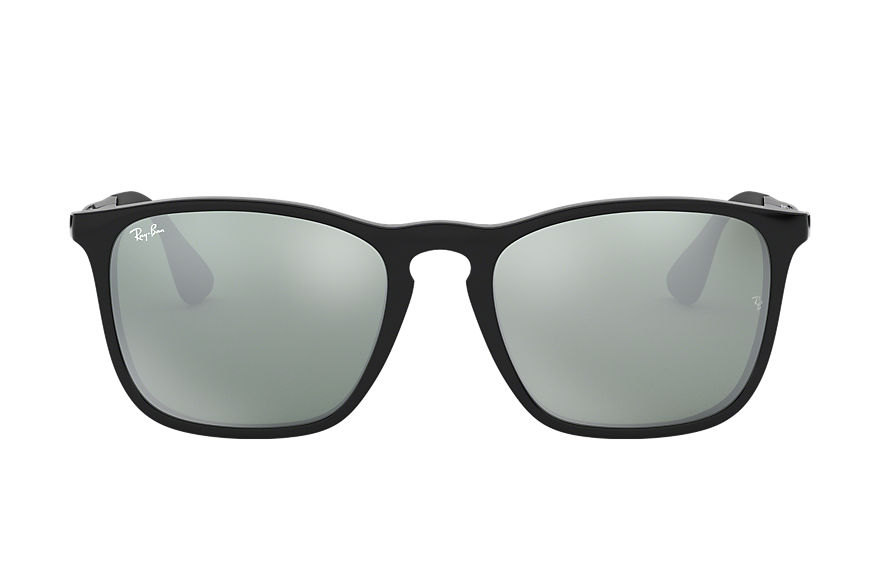 Ray-Ban  sunglasses RB4187F UNISEX 007 chris 黑色 8053672476552
