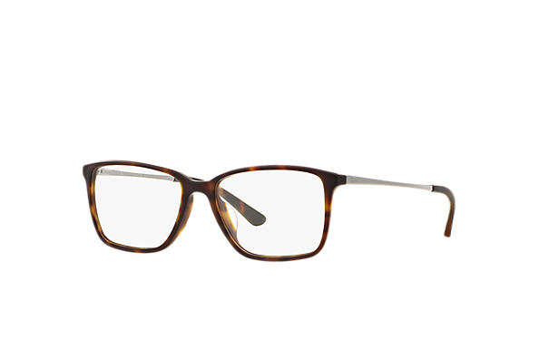 Ray-Ban 0RX5343D-RB5343D Tortoise; Gunmetal OPTICAL