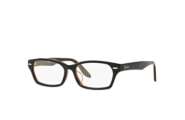 Ray-Ban 0RX5344D-RB5344D 藍色,啡色 OPTICAL