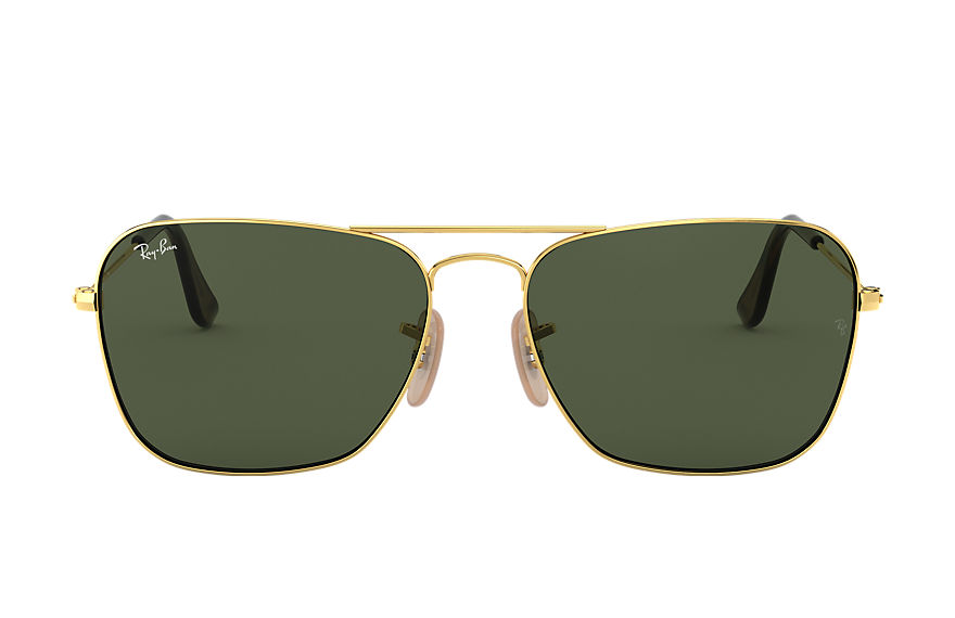 Ray-Ban  sunglasses RB3136 UNISEX 009 caravan gold 8053672494518