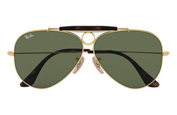 ANCIENNES LUNETTES DE soleil Sunglasses, shooter aviator