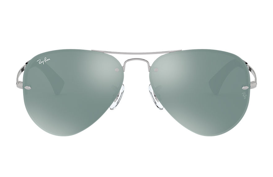 Ray-Ban  sunglasses RB3449 UNISEX 012 rb3449 银色 8053672495119