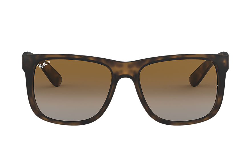 Ray-Ban  gafas de sol RB4165 UNISEX 007 justin classic tortuga mate 8053672495683