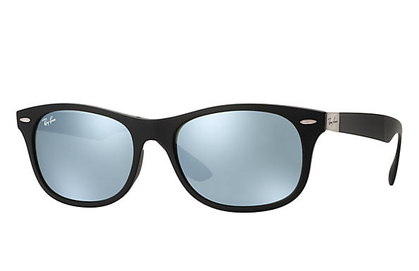 Ray-Ban 0RB4223-New Wayfarer Folding Liteforce Black SUN
