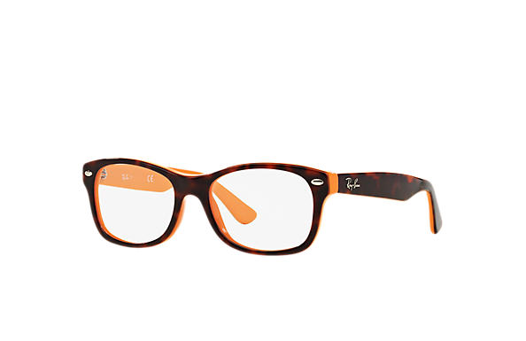 Ray-Ban 0RY1528-RB1528 Tortoise,Orange OPTICAL
