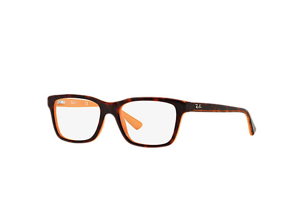 Ray-Ban 0RY1536-RB1536 Tortoise,Orange OPTICAL