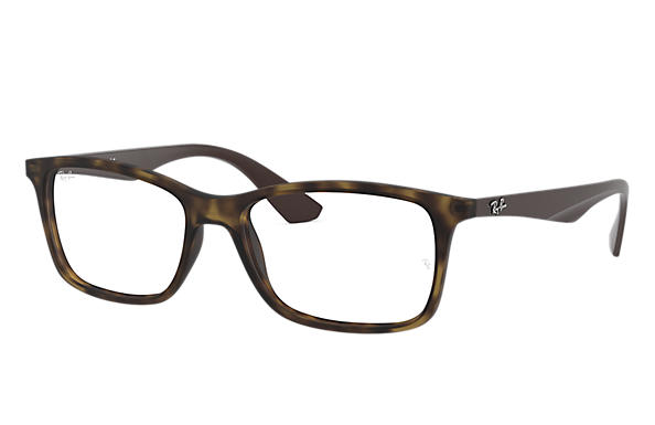 Ray-Ban 0RX7047-RB7047 Tortoise; Brown OPTICAL