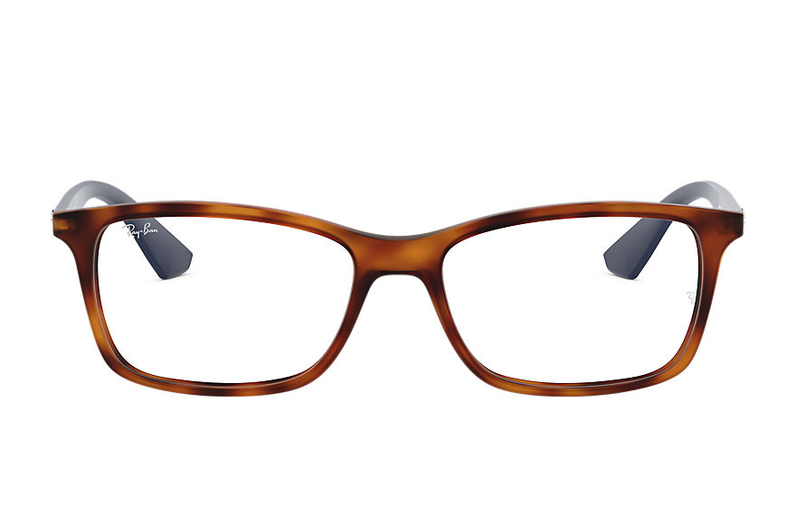 Ray-Ban  sehbrillen RX7047 UNISEX 008 rb7047 tortoise 8053672496888