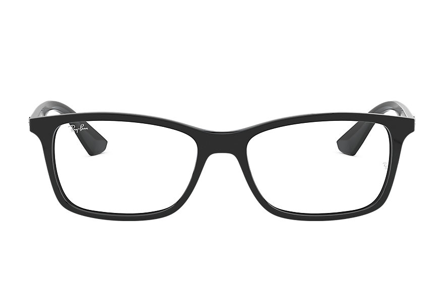 Ray-Ban  eyeglasses RX7047 UNISEX 001 rb7047 black 8053672496918