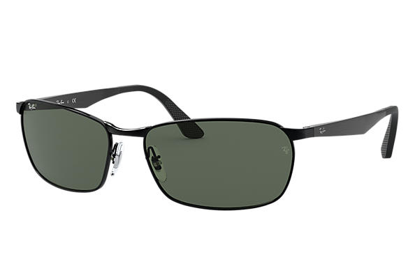 Ray-Ban 0RB3534-RB3534 Negro; Black SUN