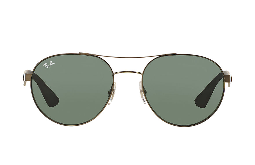 Ray-Ban  sunglasses RB3536 UNISEX 004 rb3536 gunmetal 8053672497779