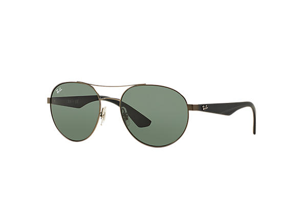 Ray-Ban 0RB3536-RB3536 Gunmetal; Black SUN