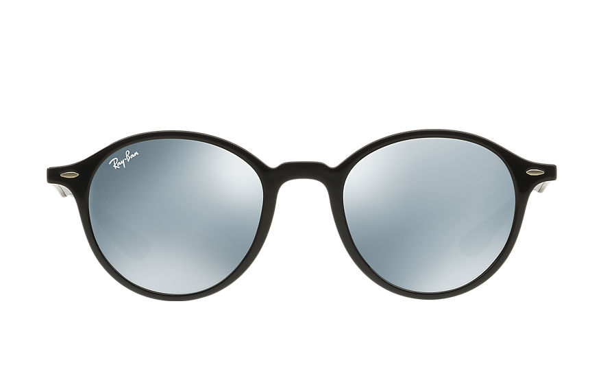 Ray-Ban  sunglasses RB4237 UNISEX 002 round liteforce zwart 8053672498141
