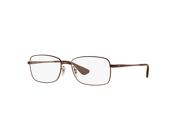 Ray-Ban 0RX6336M-RB6336M Brown OPTICAL