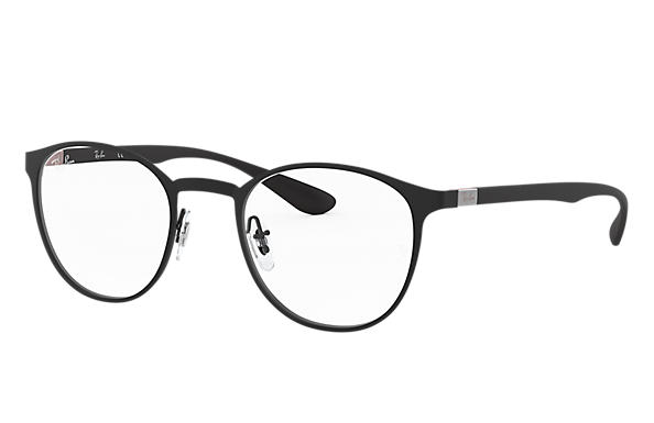 Ray-Ban 0RX6355-RB6355 Black OPTICAL