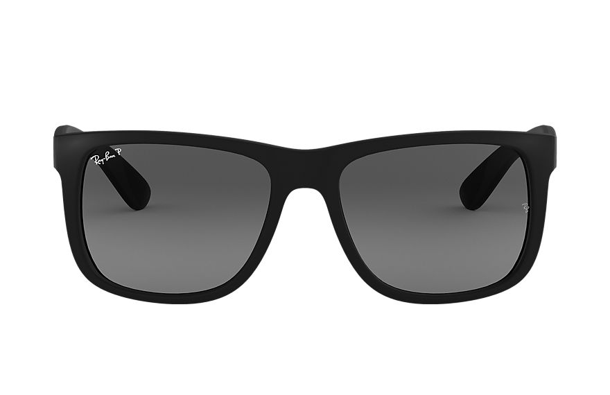 Ray-Ban  sunglasses RB4165F UNISEX 006 贾斯丁·经典 黑色 8053672501438