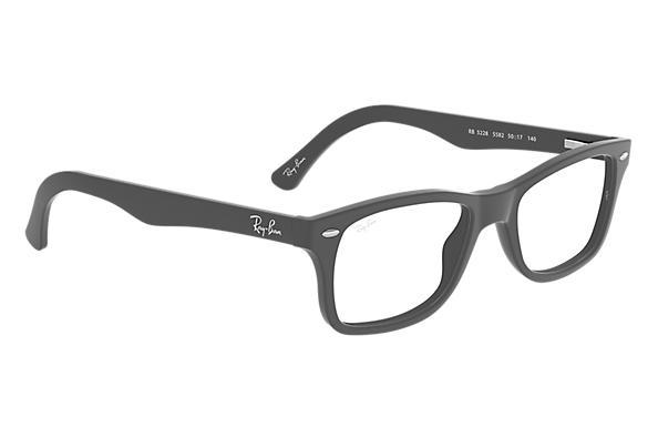 86a62c61e1 Ray-Ban prescription glasses RB5228 Grey - Acetate - 0RX5228558250 ...