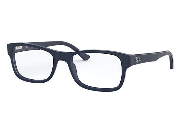 c54b7d449eb Ray-Ban prescription glasses RB5268 Black - Acetate - 0RX5268517950 ...
