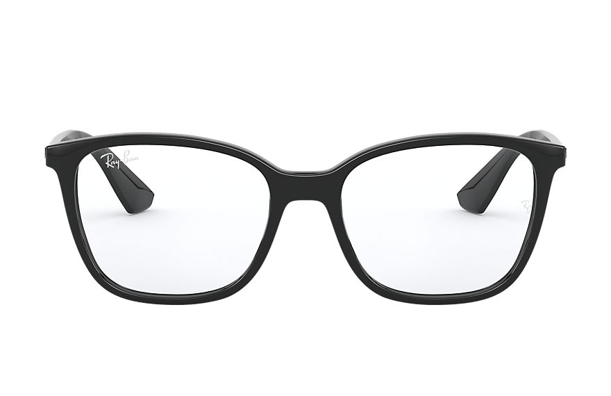 Ray-Ban  eyeglasses RX7066 UNISEX 001 rb7066 black 8053672503388