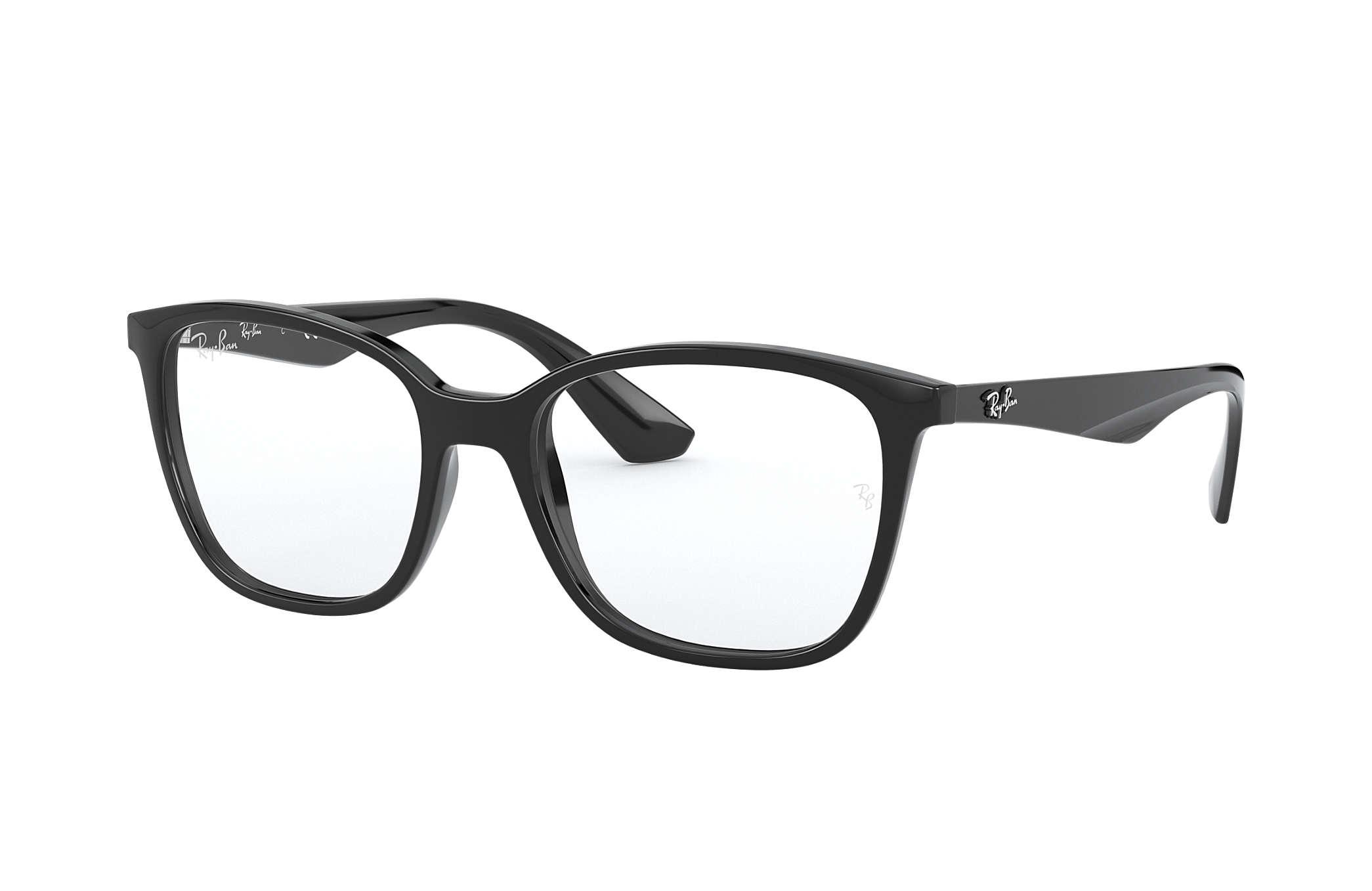 Glasögon Ray-Ban RB7066 Svart - Nylon - 0RX7066200052  f240d5377f79c