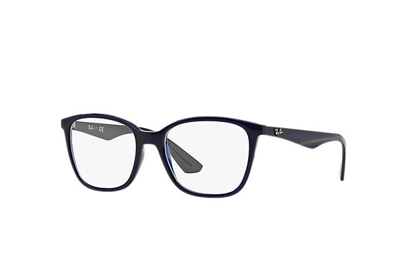 Ray-Ban 0RX7066-RB7066 Blue OPTICAL